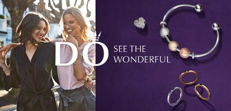 Pandora Conducts 'Do See The Wonderful' In-Store Campaign