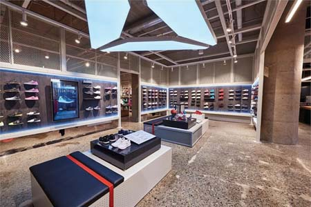 Reebok Opens Global Flagship At Boston Headquarters