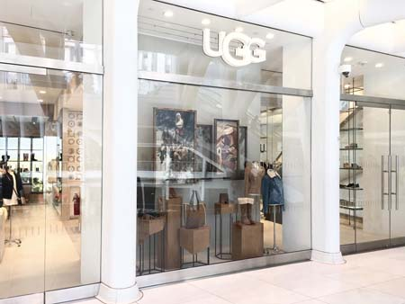 UGG Unveils New Flagship At World Trade Center