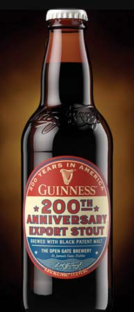 Guinness Releases  200th Anniversary Stout