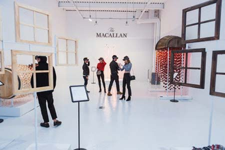 The Macallan Debuts Gallery 12
