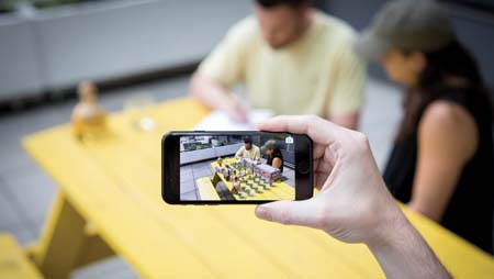Patrón Tequila Unveils Augmented Reality Innovation