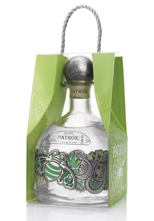 Patrón Silver One-Liter Limited Edition Holiday Bottle Is Released