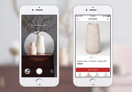 Target Collaborates With Pinterest To Help Guests Find Products