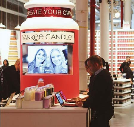 Yankee Candle Opens Pop-Up Shop In NYC