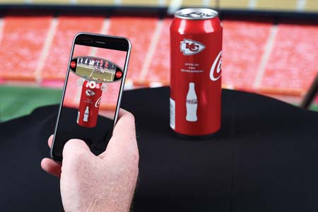 YinzCam & KC Chiefs Launch AR Promotion