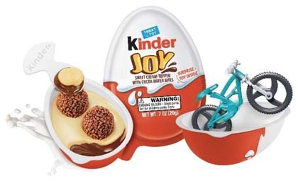 Kinder Joy Debuts In U.S.