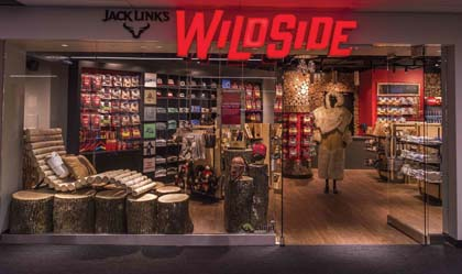 Jack Link's Protein Snacks Opens Wild Side Retail Store