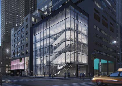 Nike Plans New Flagship Store In NYC